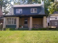 Bryson home last fall during the paint project
