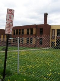 Covington School (Martin Luther King Elementary)