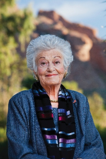 """A highlight of the festival will be the local appearance Holocaust survivor and Presidential Medal of Freedom recipient Gerda Weissmann Klein, who is the subject of  the 1995 Academy Award Winning documentary """"One Survivor Remembers."""""""