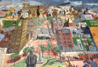 Downtown Youngstown panel