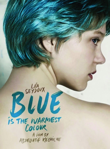 "'Blue is the Warmest Colour."" Image courtesy of Sundance Works."