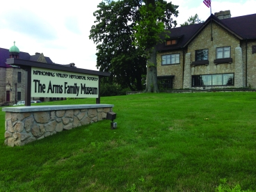 The Arms Family Museum of Local History in Youngstown