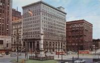 Central Square, circa 1955