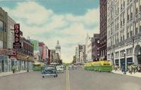 West Federal Street, circa 1950