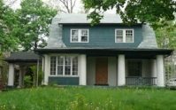 Dutch colonial before exterior work